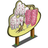 White Willow Tree Mastery Sign-icon