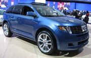 2009 Ford Edge Sport NY