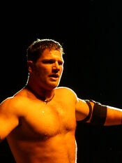 AJ Styles in London Sep 2008