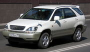 1997 Toyota Harrier 01