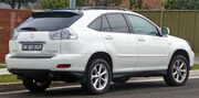 2007-2008 Lexus RX 350 (GSU35R) Sports Luxury wagon 03
