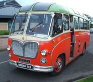 1961 Restored Bedford