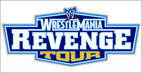 Wrestlemania Revenge Tour Logo