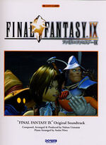 Ff9 ost piano sheet music