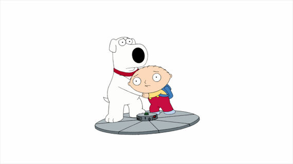 Family Guy Season 9 Episode 16 The Big Bang Theory