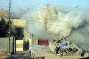 Fallujah 2004 M1A1 Abrams