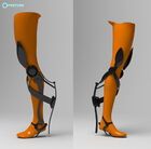 Portal 2 PotatoFoolsDay ARG Advanced Knee Replacement Models