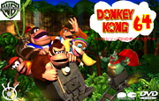 DK64 DVD