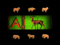 AfricanAnimalAlphabet