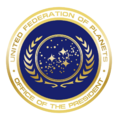 Federation presidential seal.png