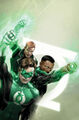 Green Lantern Corps Vol 2 60 Textless Variant