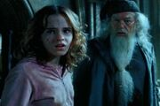 Dumbledore z hermion
