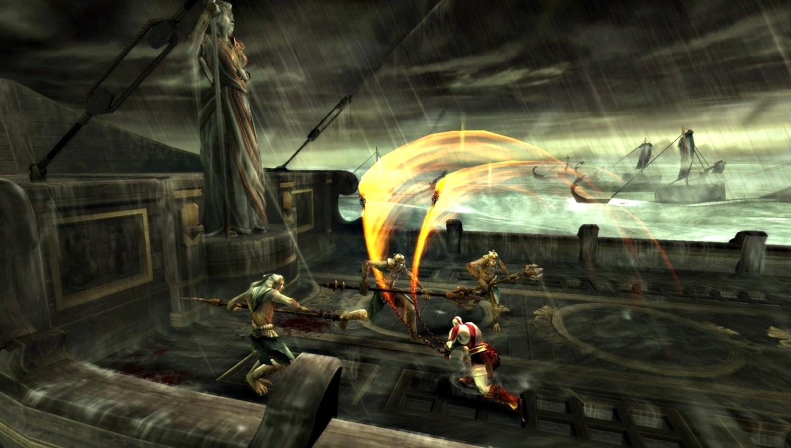 Mem rias de kratos dezembro 2012 for God of war 3 jardines superiores