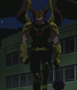 Hawkman Earth-16