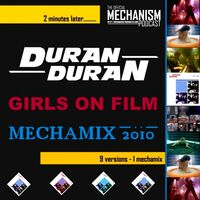 Mechanism podcast duran duran
