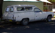 Ford Falcon XA or XB panel van