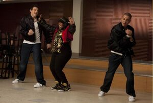 Glee Good Vibrations