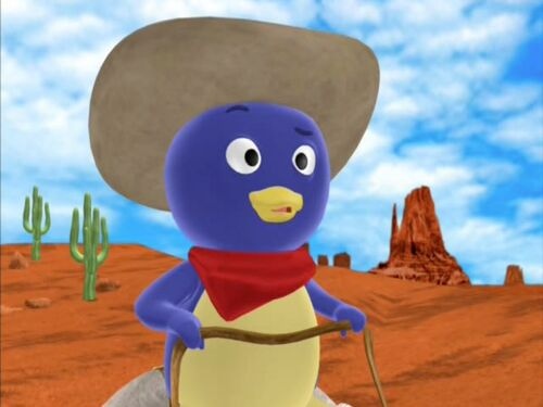 Backyardigans Japanese : Cowboy Pablo  The Backyardigans Wiki