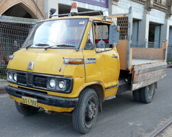 Daihatsu Delta cab chassis 01