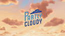 Partly Cloudy title card