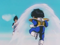Gohan and vegeta