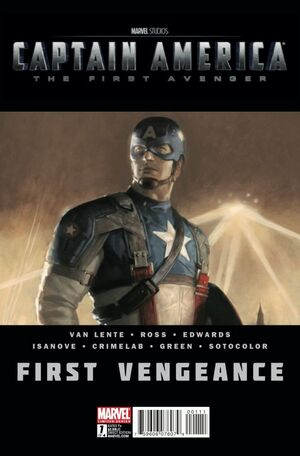Captain America First Vengeance Vol 1 1