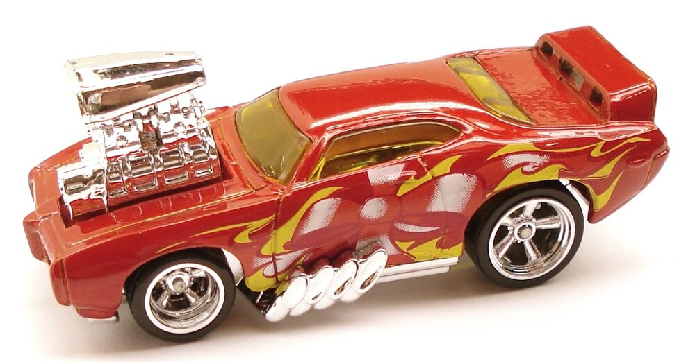 Hot Wheels Gift Card 69 Pontiac GTO Judge