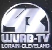 WUAB 43 Station ID - 1984