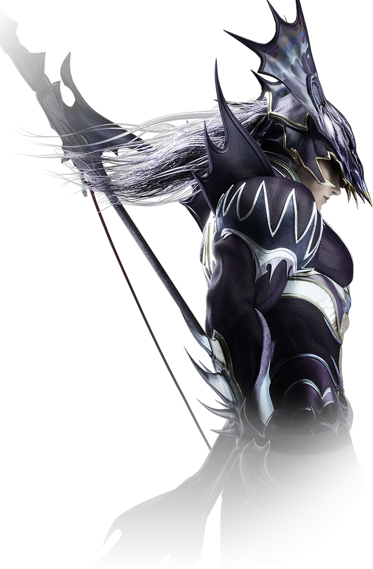 Kain Highwind Holy Dragoon
