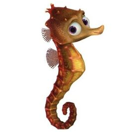 Nemo Sheldon Is A H 2 0 Intolerant Seahorse Who Appears In ...