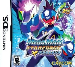 Mega Man Star Force Pegasus