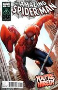 Amazing Spider-Man You&#39;re Hired! Vol 1 1