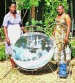 Free Africa Solar cooker display.jpg