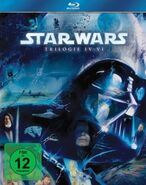 Star Wars 4-6 Blu-ray Cover