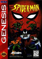 Spider-Man The Animated Series video game