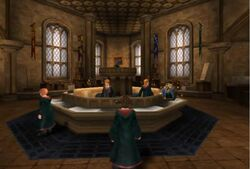 Fred and George's Bathroom