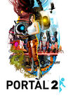 Portal2 poster 70s no credits