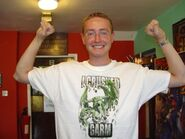 Gauntlet06DL Splash 05 Shirt Only 500 Shirts awarded ryangarm
