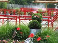 SesamePlaceTopiaries (4)