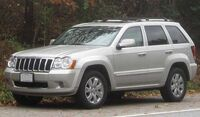 08 Jeep Grand Cherokee