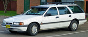 1993-1994 Ford ED Falcon GLi station wagon 03