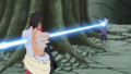 Sasuke stabs Karin and Danzo.png