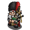 Piper Gnome-icon