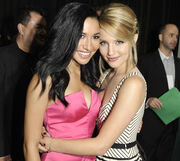 Dianna and Naya