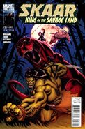 Skaar King of the Savage Land Vol 1 2