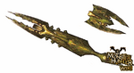 Nargacuga Sub Gunlance