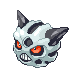 Glalie Shiny DP
