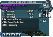 ZPR100 Hunter&#39;s Shotgun happypal
