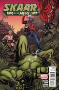 Skaar King of the Savage Land Vol 1 3
