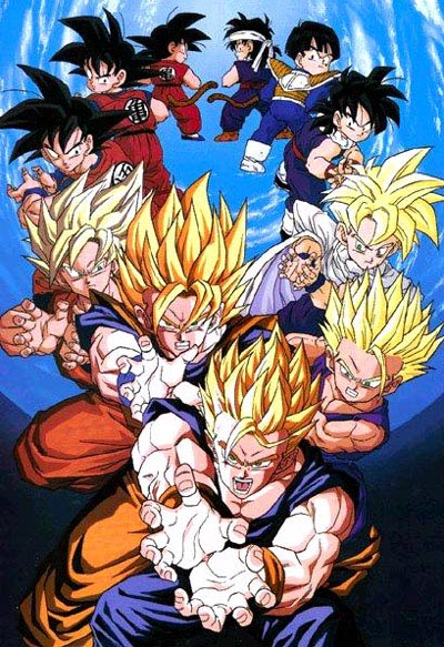 wallpapers of dragon ball z goku. wallpaper. dragon ball
